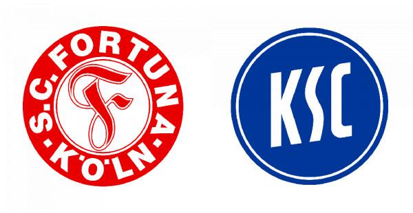 Fortuna Köln vs. Karlsruher SC