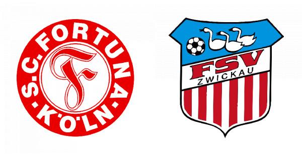 Fortuna Köln vs. FSV Zwickau