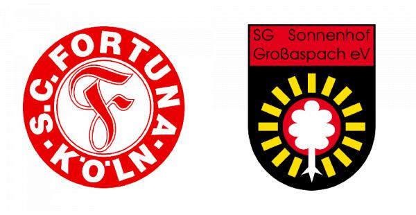 Fortuna Köln vs. SG Sonnenhof Großaspach