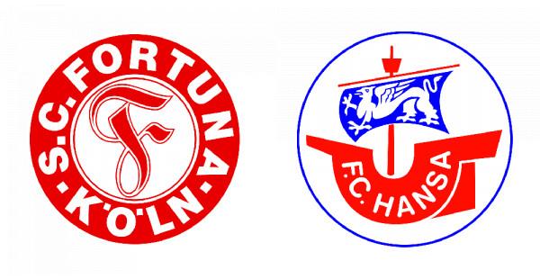 Fortuna Köln vs. F.C. Hansa Rostock