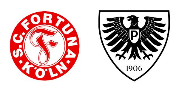 Fortuna Köln vs. Preußen Münster