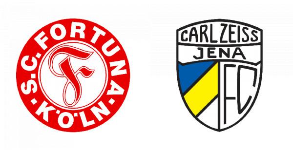 Fortuna Köln vs. Jena