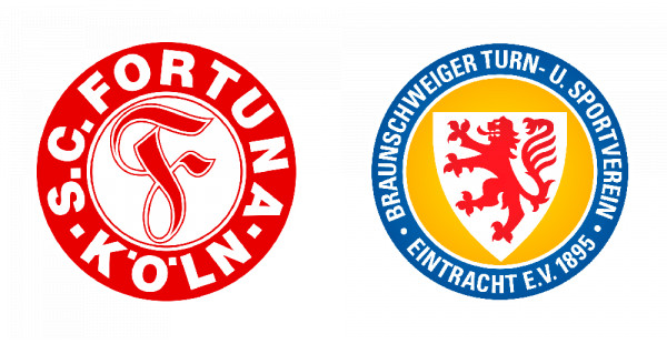 Fortuna Köln vs. Eintracht Braunschweig