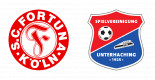 Fortuna Köln vs. SpVgg Unterhaching