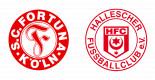 Fortuna Köln vs. Hallescher FC